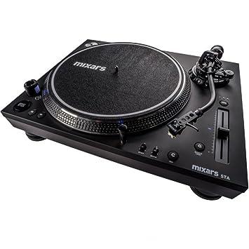 mixars Sta - Tocadiscos Profesional para DJ a tracción ...