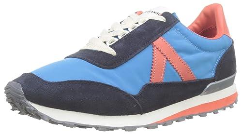 El Ganso Track Nylon Bicolor, Zapatillas para Hombre