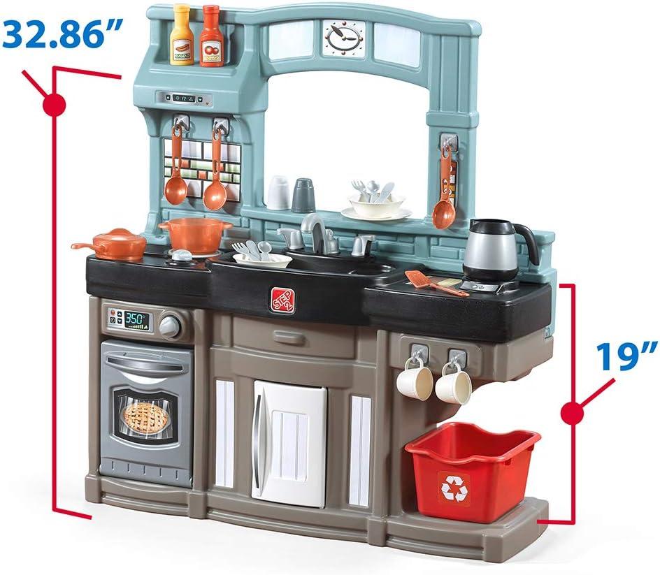 Step 2 - Cocina Best Chef (85319): Amazon.es: Juguetes y juegos