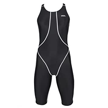 e6d561eca59 NSA 510 Race Swimsuit for Women and Girls - Kneesuit for Training and  Competition