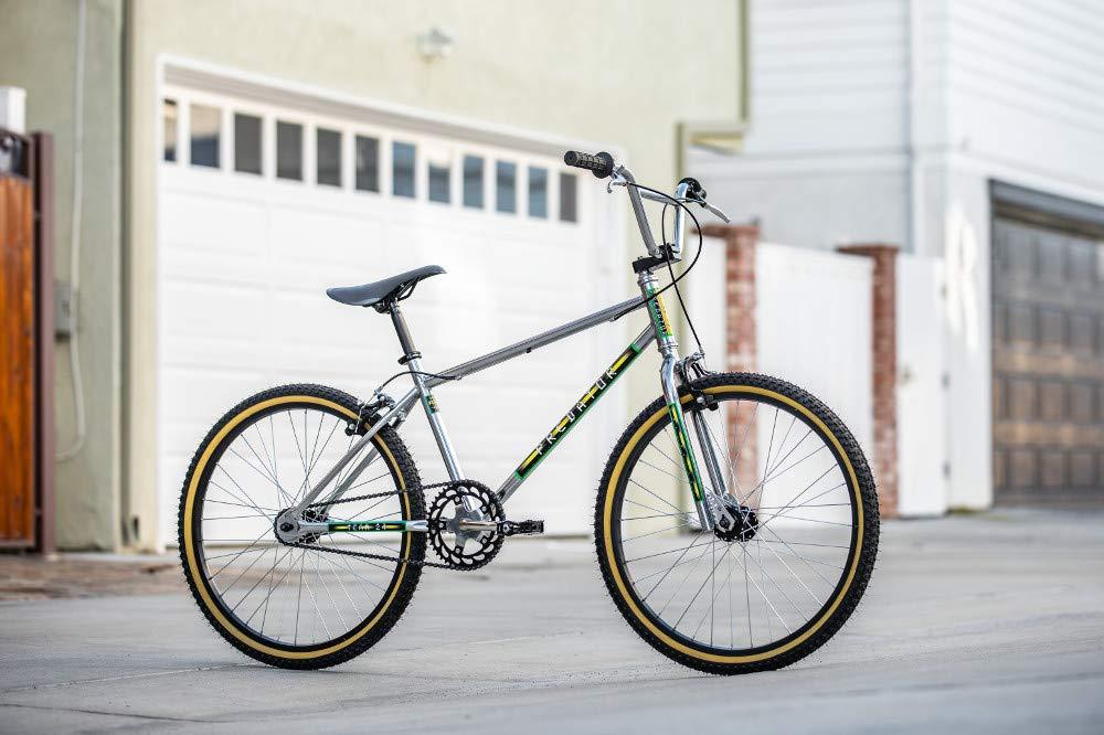 Schwinn Predator Team 24 BMX Bike, 24 Wheels, Chrome