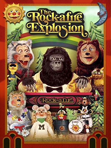 The Rock-Afire Explosion - Band Rock Travis