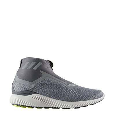 adidas Performance Men's Alphabounce 5/8 m, Grey Five/Grey Three/Grey