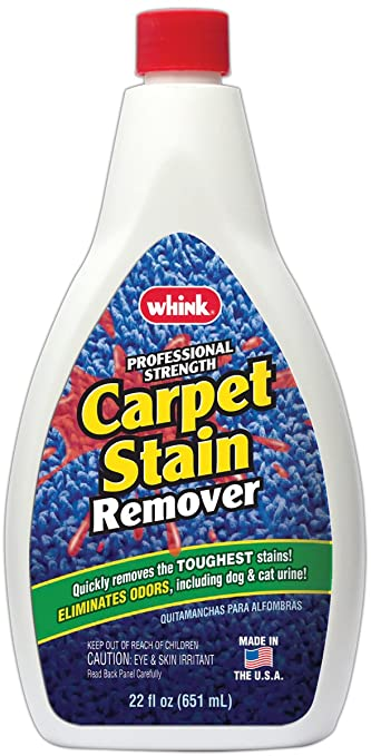 Whink Carpet Stain Remover 22 Ounce