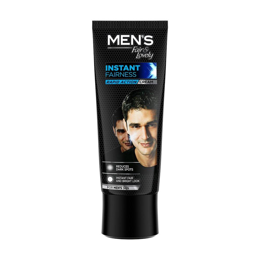 Fair & Lovely Men's Instant Fairness Rapid Action Cream