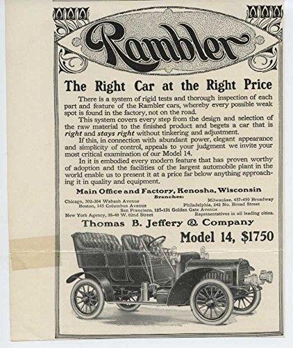 Review 1906 Locomobile Motor Car