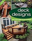 great ideas for patio design Deck Designs: Great Ideas from Top Deck Designers (Home Improvement)