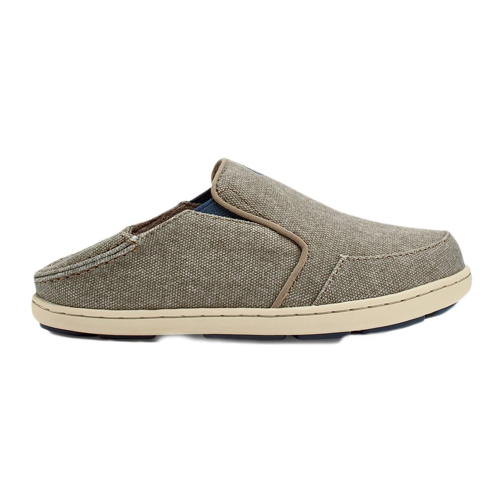 Kids OluKai Boys Nohea Lole Low Top Slip On Walking Shoes OluKai Kids 30136