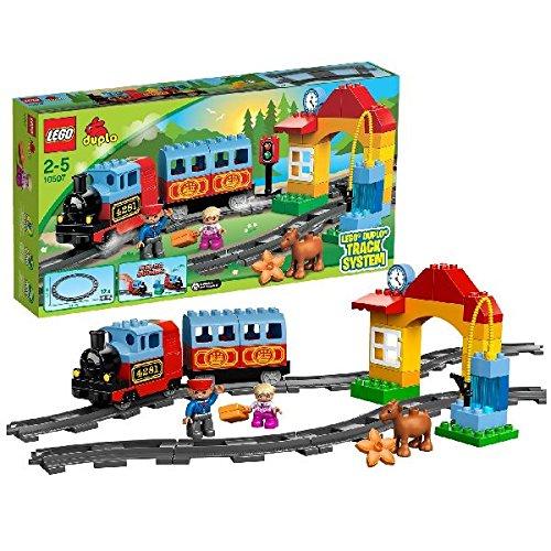 LEGO - 10507 - DUPLO - Jeu de Construction - Mon Premier Train