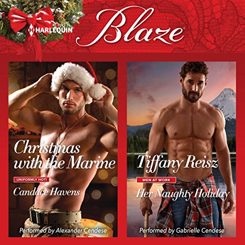 Christmas with the Marine & Her Naughty Holiday Audiobook [Free Download by Trial] thumbnail