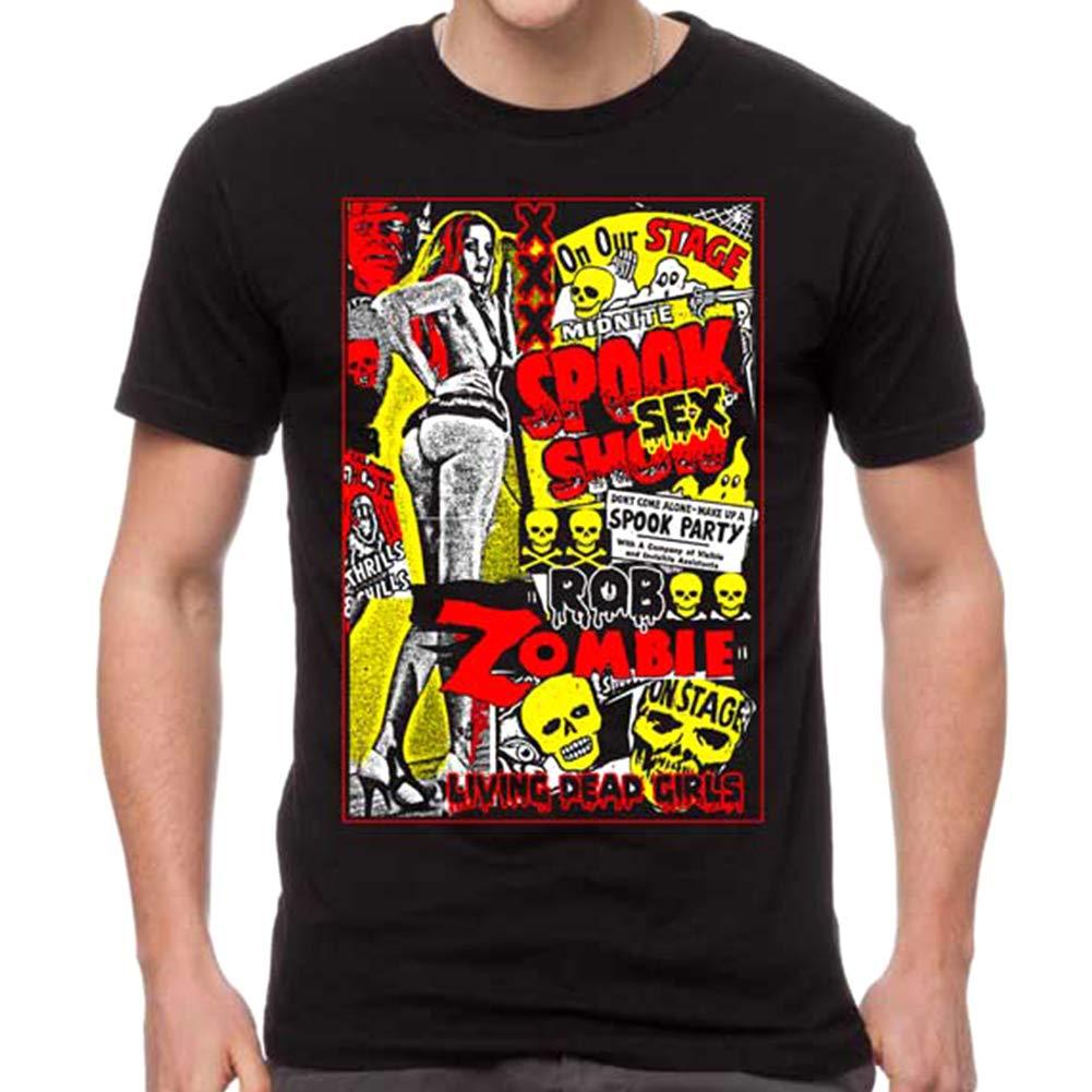 Rob Zombie S Spook Sex Tshirt
