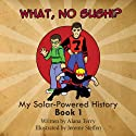 What, No Sushi?: My Solar-Powered History at a Japanese-American Internment Camp Audiobook by Alana Terry Narrated by C.S. Perryess