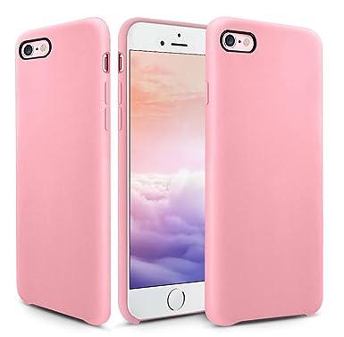innovative design 84293 9c0ac iPhone 6S Plus Silicone Case, Soft-Touch Slim-Fit Liquid Silicone ...