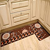 gel kitchen mats target Linker Wish Padded Kitchen Mat Knife and fork Non-slip mat foyer Foot carpet rug Household Long kitchen Door pad Fashion Rugs for Bedroom