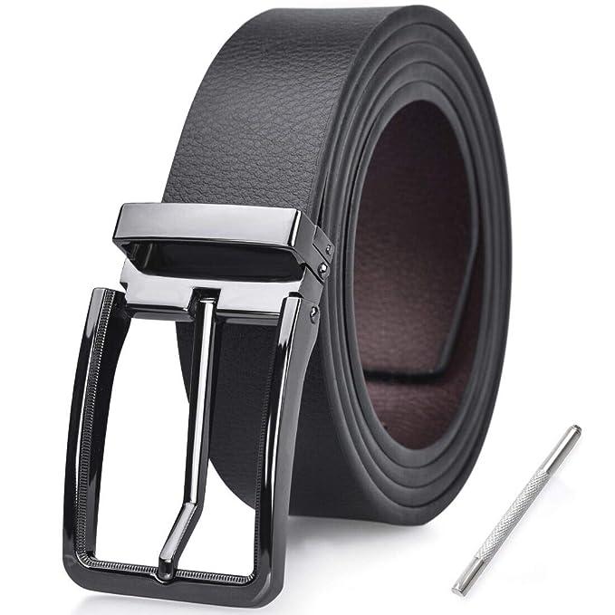 cinturón cuero hombre