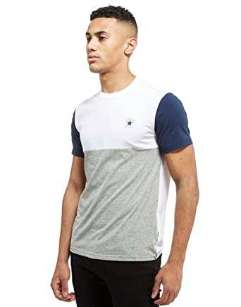 Converse - Camiseta - para Hombre: Amazon.es: Ropa y accesorios