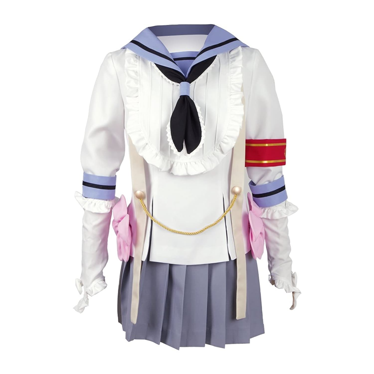 Well Trade Women's Dress Cosplay Magic Girl Snow White Uniform Suit