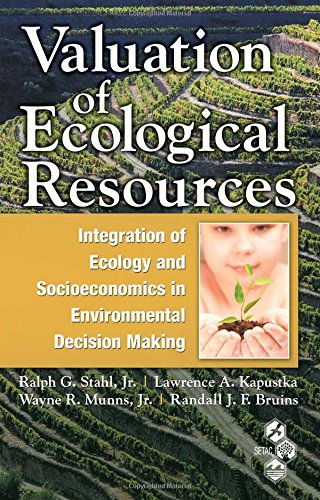 Valuation of Ecological Resources: Integration of Ecology and Socioeconomics in Environmental Decision Making (Society o