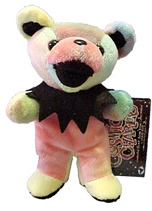 fd525dbddb0 Image Unavailable. Image not available for. Color  Grateful Dead Beanie Bear  ...