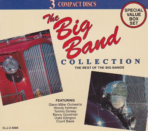The Big Band Collection: The Best of the Big Bands (3 Compact Disc Set) (Vol 1, 2 & 3) (Disc Compact 2 Vol)
