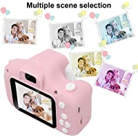 Xuprie Children Mini Digital Camera 2 Inch Screen Video Recorder Educational Toys Digital Cameras