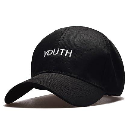63884afa39a45 Amazon.com  Miki Da casquette Brand Drake YOUTH pray cap white baseball  caps hip hop gorras strapback hats snapback hat 02  Sports   Outdoors