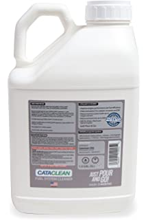 Mr Gasket 120009 Cataclean Fuel And Exhaust System Cleaner 5 L. Bottle For Truck/