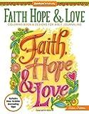Faith, Hope, and Love Coloring Book (Creative Faith)