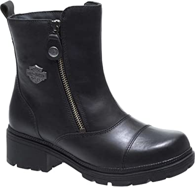 Women's Amherst Motorcycle Boot