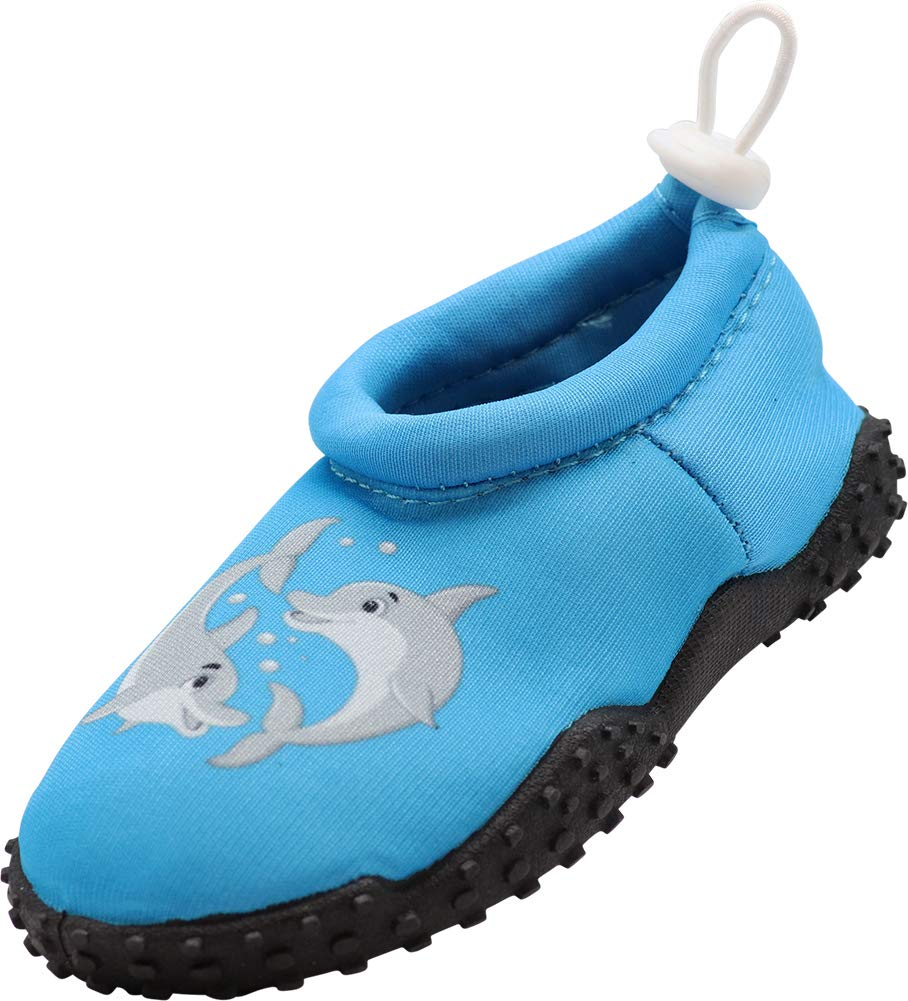 NORTY Toddler Boys Girls Water Shoes Swimming Pool Beach Quick Drying Socks Also for Little Big Kid