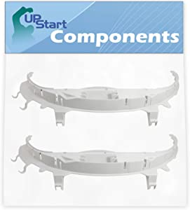 2 Pack WE3M26 Dryer Front Drum Bearing Replacement for GE Gtup270em4ww, GE Gtup240em5ww, GE Gtun275em1ww, GE We3m26, GE We3m20, GE Gtun275gm1ww, Kenmore/Sears 363.61532110, Kenmore/Sears 363.61542211