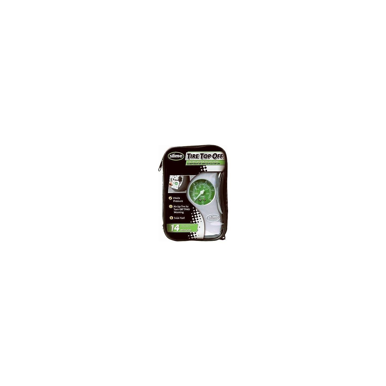 Amazon.com: Slime 40020 Tire Top Off Compressor & Inflator With LED Light: Automotive