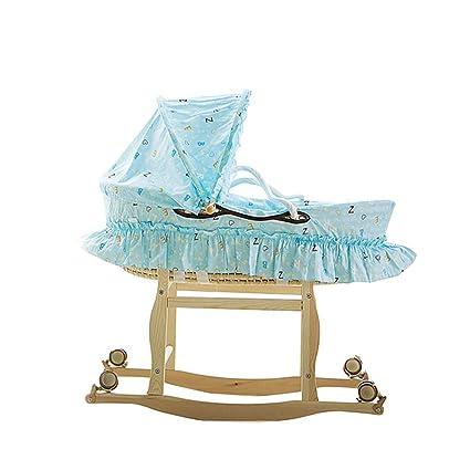 0-12 meses Moisés Cesta bebé Cuna/portátil Cuna/cesta para dormir ...