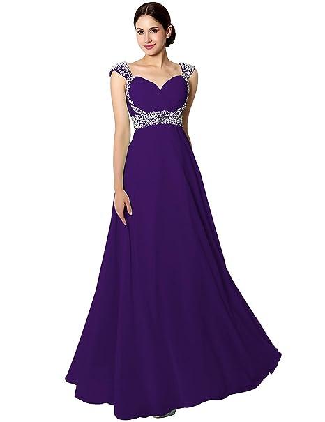 The 8 best long purple prom dresses under 100