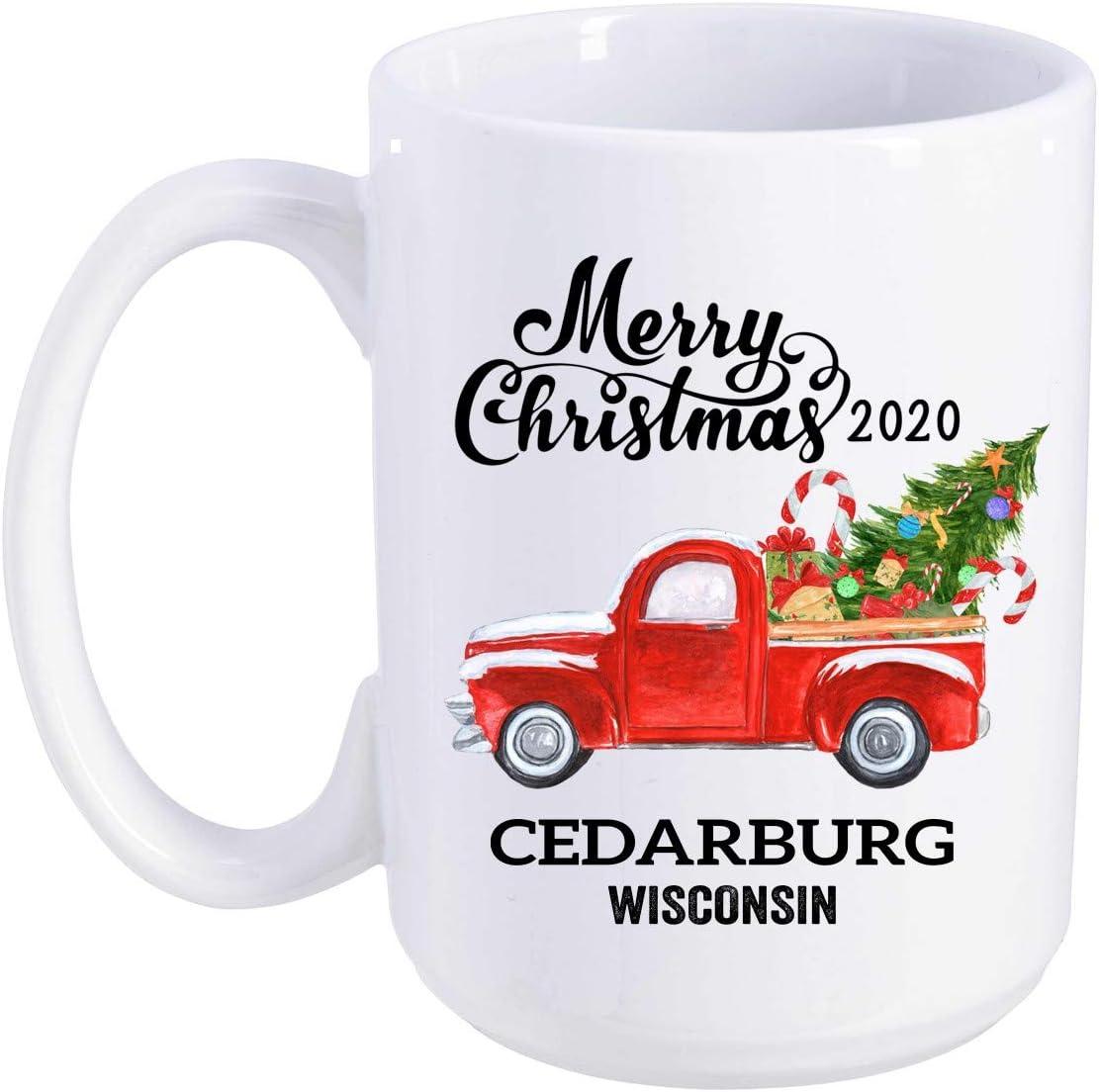 Cedarburg, Wi Christmas 2020 Amazon.com: Cedarburg Wisconsin State Family New Home Mug 2020