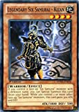 Yu-Gi-Oh! - Legendary Six Samurai - Kizan (SDWA-EN016) - Structure Deck: Samurai Warlords - 1st Edition - Common