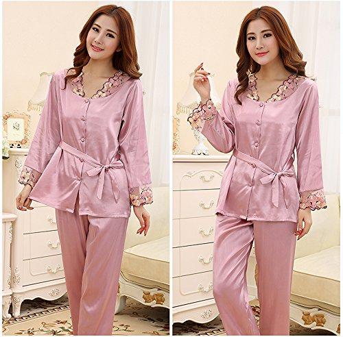 LANSHULAN - Pijama - para mujer Color2