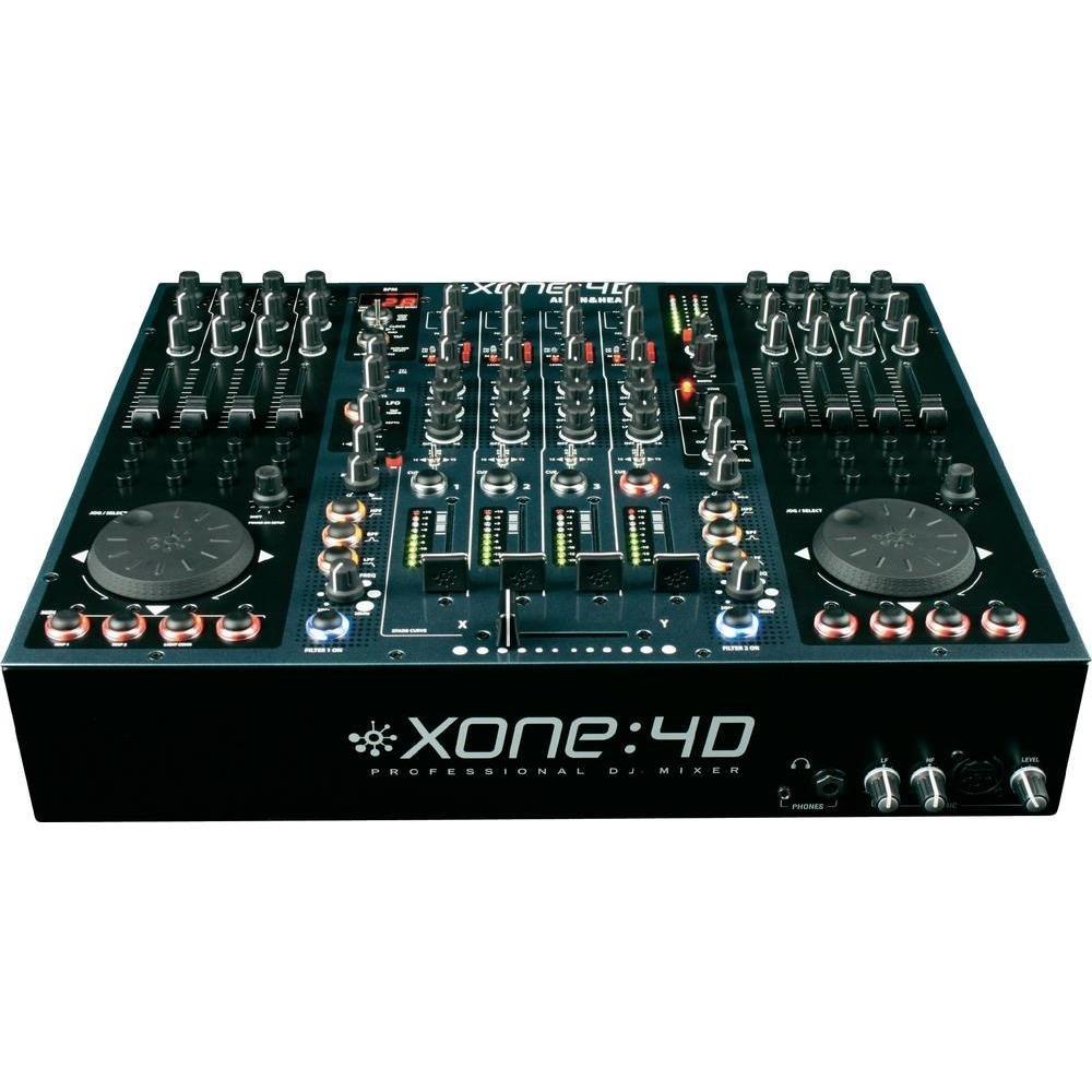 Allen & Heath XONE 4D - Mezclador digital con tarjeta de ...