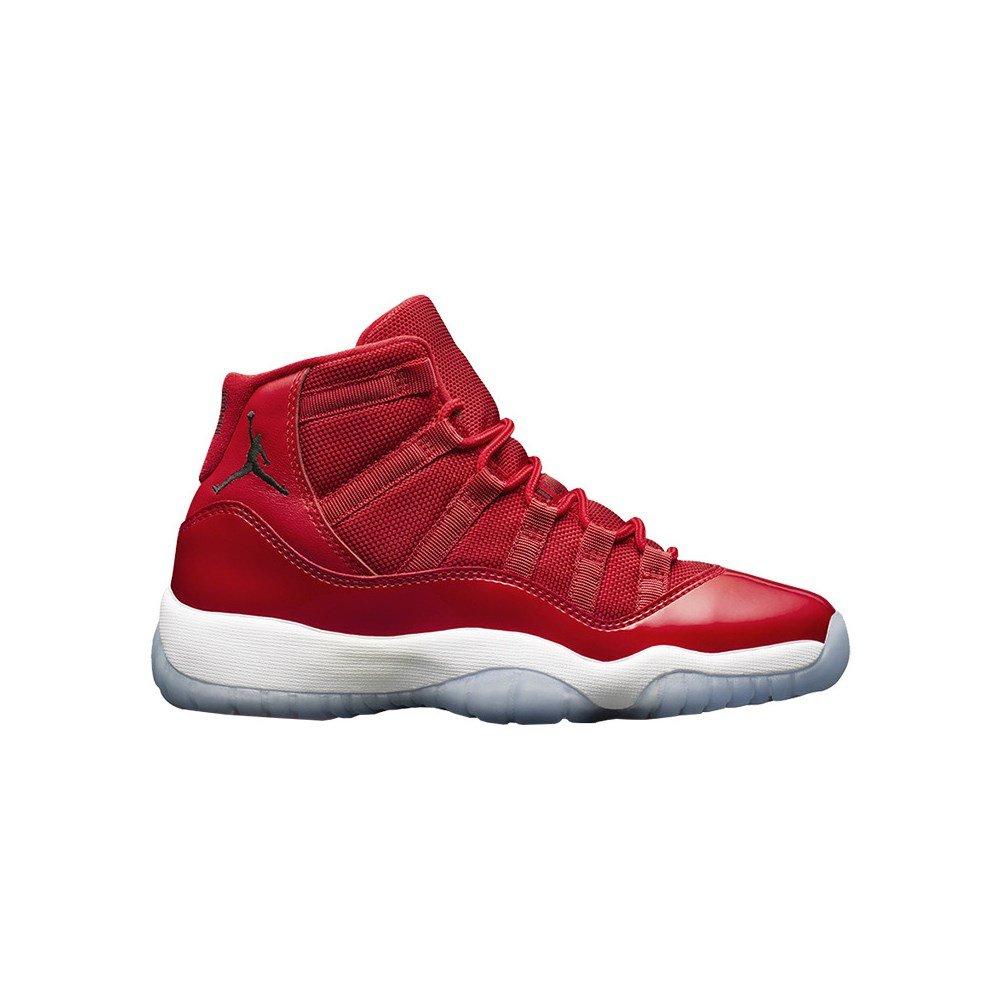 Nike Kids GS Air Jordan Retro 11'' Win Like 96'' Basketball Shoe (6)