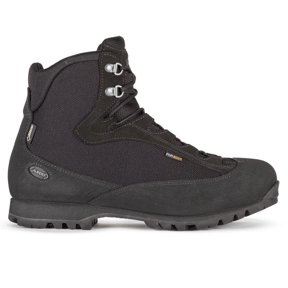 1b23818d4ec06 AKU Pilgrim GTX boots in black: Amazon.co.uk: Sports & Outdoors