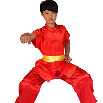 ZooBoo Karate Martial Arts Uniform - Chinese Kung Fu Wing