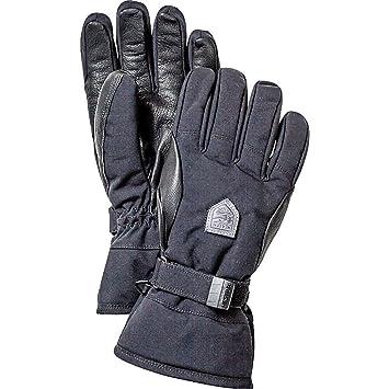 Outlet myymälä halpaa alennusta kuumia uusia tuotteita Amazon.com: Hestra Alpine Classic Glove Black/Black 8: Clothing