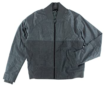 9c37d53537017c Nike Jordan Men s Jordan Jumpman Bomber Jacket-Black - Grey ...