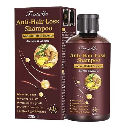 Cabello Champú,Anti Caída del Cabello,Champu Crecimiento Cabello,Hair Loss Shampoo,Promover la Crecimiento del Pelo,Prevención de la pérdida del ...