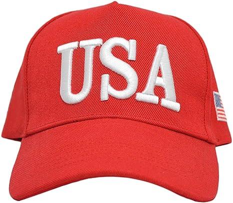 Hacer América gran nuevo gorro de bordado Gorra de béisbol Trucker ...