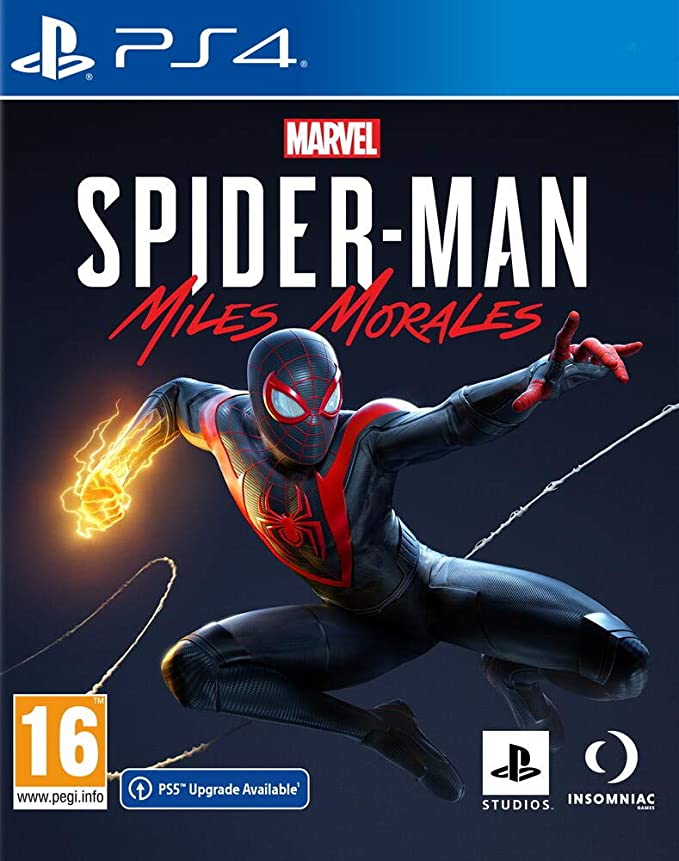 Marvel's Spider-Man Miles Morales (PS4): Amazon.co.uk: PC & Video Games