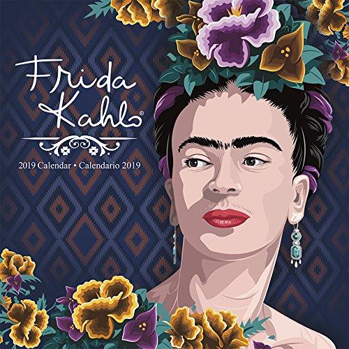 2019 Frida Kahlo Wall Calendar (English and Spanish Edition)