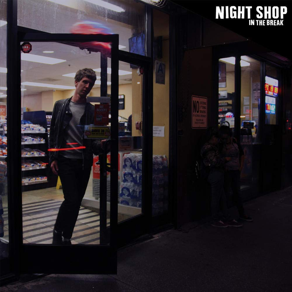 Vinilo : Night Shop - In The Break (LP Vinyl)