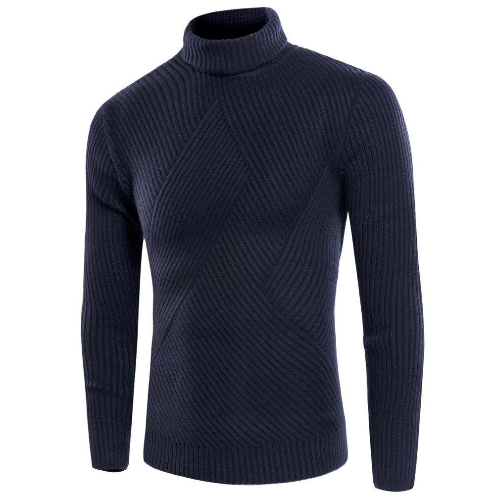 Gndfk männer - Pullover Rollkragen - Pullover  Herren alle Spiel - Pulli,Die Marine in Tibet,XXL