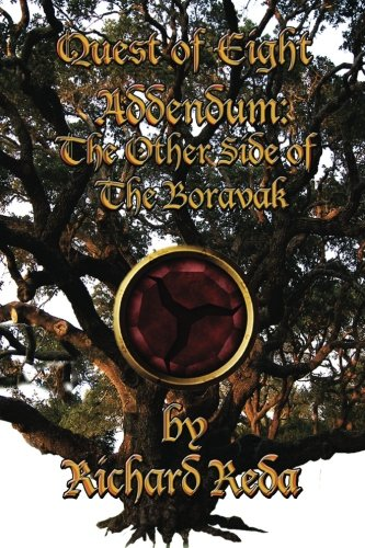 Read Online Quest of Eight - Addendum: The Other Side of the Boravak (Volume 8) ebook